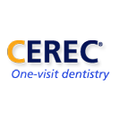 Cerec One-visit dentistry logo, 1 day crown and onlay technology